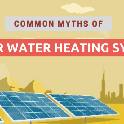 Busting Some Of The Common Myths Of Solar Water Heating System