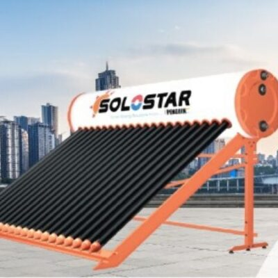 The Working Of A Solar Water Heater Explained In Details