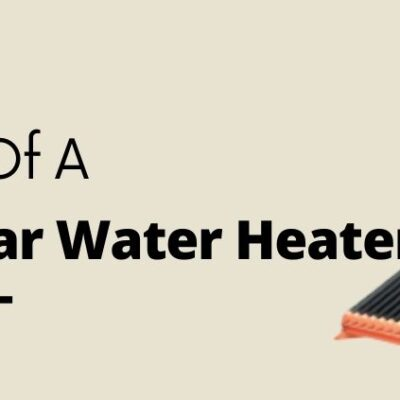 Learn About The Various Components Of A Domestic Solar Water Heater