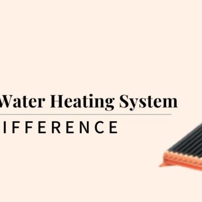 Active VS Passive Solar Water Heating System: Know The Difference
