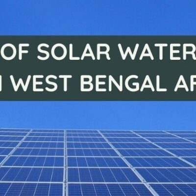 Future Of Solar Water Heater Companies In West Bengal After Covid-19