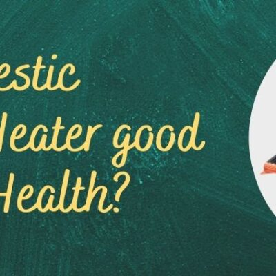 Is domestic Solar Water Heater good For Your Health?
